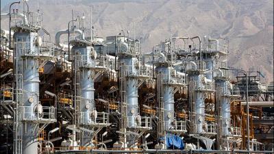 Irã prestes a lançar a fase principal South Pars