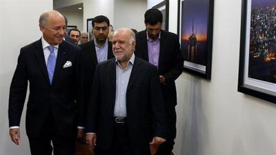 ایران فصل جدیدی در روابط با  شرکت توتال  فرانسه می بیند