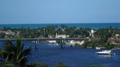 Turismo no Brasil - 0032 - Barra de Santo Antônio - AL