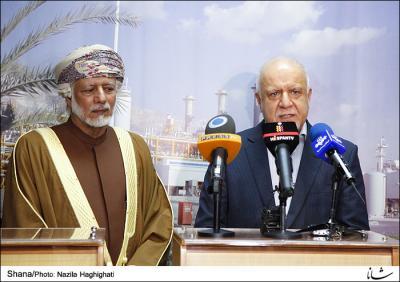 Irã e Omã reforçam os laços econômicos