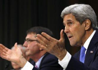 Kerry says Congress cannot modify any Iran-U.S. nuclear agreement