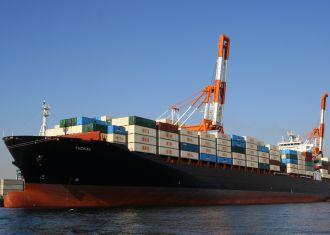 Transporte de contêineres do Irã preparada para o crescimento