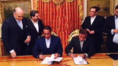 Mittal assina contrato para negócio de ferro de € 1 bilhão com Irã