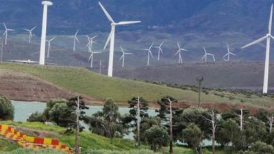 پیشنهاد دانمارک برای ساخت کارخانه توربین بادی در ایران