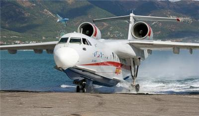 Iran to Buy Russian-Made Amphibious Planes