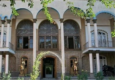 Iranian Constitution House in Tabriz