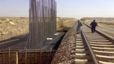 Irã e Reino Unido assinam um memorando de entendimento para transporte ferroviário