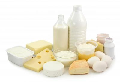 Dairy products export hits 850,000 tons in a year