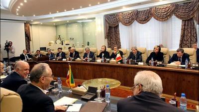 Irã, Itália discutir a cooperação em petróleo, indústria petroquímica.