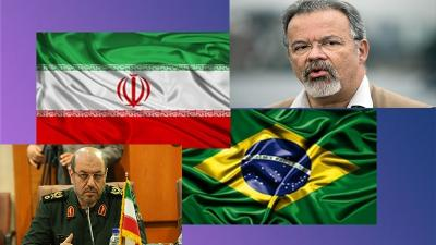 Defense ministers of Iran and Brazil meet after 40 years