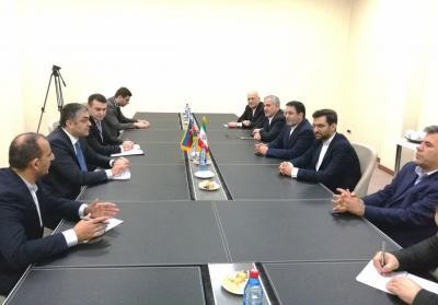 Irã e Azerbaijão exploram formas de cooperação para o desenvolvimento