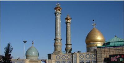Iran its attractive destination - 002 - city of Shahr-e Rayy