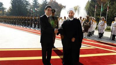 Comércio Turquemenistão-Irã aumentará para US $ 60 bilhões