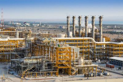 Iran's daily gas refining exceeds 800 mcm
