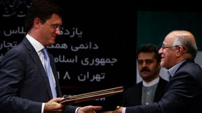 Irã, Rússia assinam 70 bilhões de projetos para impulsionar o comércio, os laços econômicos