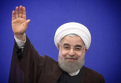 Rouhani to hold press conference on Monday