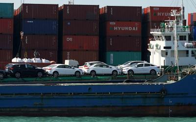 Mais de 37 mil automóveis de passageiros importados em 5 meses