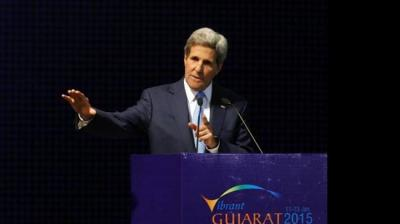 Kerry hopes for more progress in Iran nuclear talks
