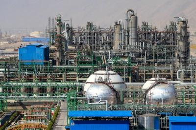 Irã produz mais de 37,6 milhões de toneladas de petroquímicos em nove meses