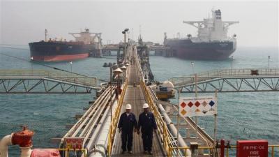 Japão para importar 350 mil bpd de petróleo do Irã.