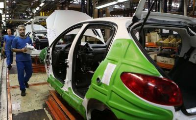 Monthly car output up 27% yr/yr