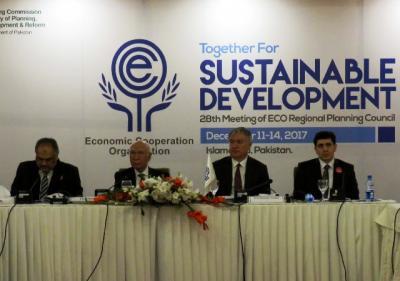 ECO concorda em aumentar o volume de negócios para US $ 120 bilhões