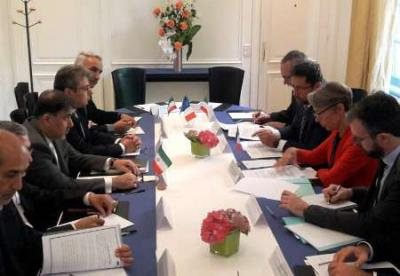 Iran, France to form joint consultancy working group on transportations