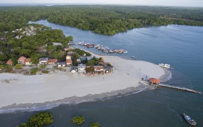 Tourism in Brazil - 0031 - Algodoal Island - PA
