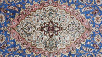 Iran says still world's leading carpet exporter