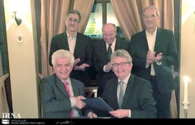Teerã e Bavaria assinam memorando de entendimento na indústria automobilistica