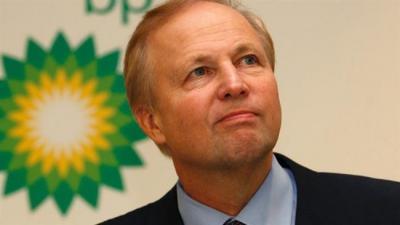 BP diz olha para o trabalho a montante no Irã.