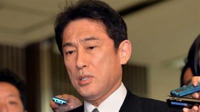 Japão FM para visitar Teerã como Tokyo olhos investir no setor energético do Irã.