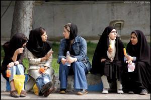 O Hijab no Irã e suas variações