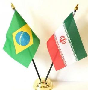 Iran, Brazil study expansion of economic cooperation