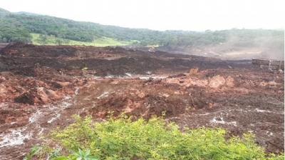 Tragédia repetida: barreira em Brumadinho se rompe e volta a castigar Minas Gerais