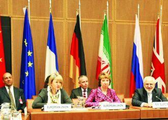 Irã, US segurar tensas negociações antes das negociações nucleares oficiais