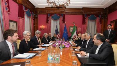 Iran, US kick off 5th day of nuclear talks in Lausanne