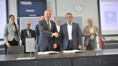 Mercedes-Benz inks deal to resume Iran trucks business