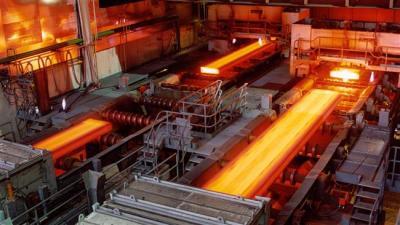 As exportações de aço do Irã deverá atingir 4mn toneladas este ano