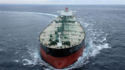 Iran storing 50mn barrels of oil products at sea - Report