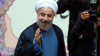 Rouhani felicita rei Abdullah no Dia Nacional Saudita