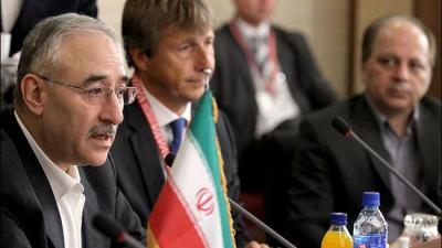 OMV da Áustria para ajudar petróleo, produção de gás dobro do Irã.
