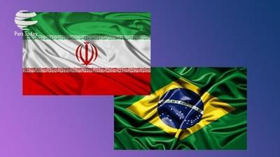 Novo embaixador iraniano Ali Saqqaeian, submete cópia de credenciais ao secretário-geral do Ministério das Relações Exteriores do Brasil