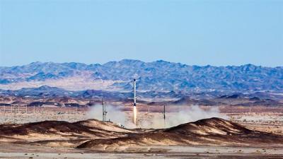 Irã coloca com sucesso internamente feitas por satélite Fajr em órbita