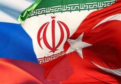 Iran, Russia, Turkey Sign Major Deal on Development of Oil Projects
