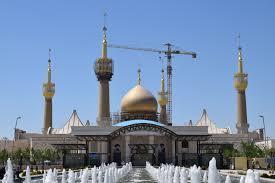 Irã um destino atraente 001 - Santo Santuário do Fundador da República Islâmica do Irã, Imam Khomeini