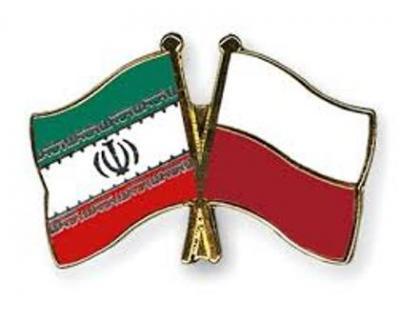 60 membros delegação comercial polonês para visitar o Irã.