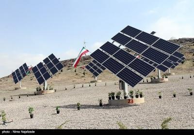 Iran Starts Building Mideast's Largest Solar Farm