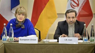 Iran optimistic about progress in nuclear talks: Araqchi