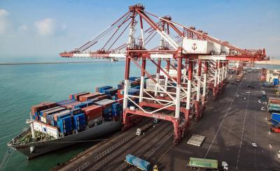 Irã quer aumentar a capacidade de portos comerciais para 217m de toneladas